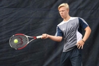 Gallery: Boys Tennis Burlington-Edison @ Squalicum